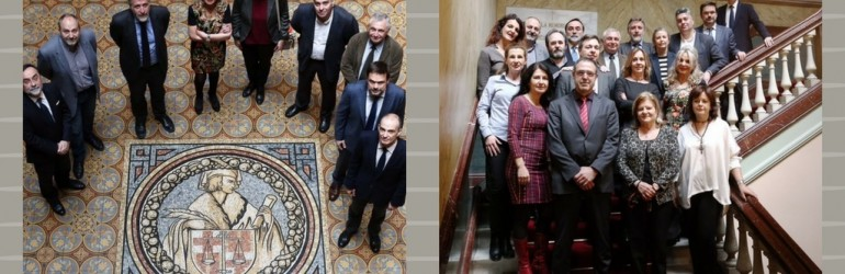 trobada jutges fiscals collage